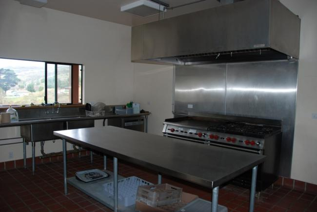 Commercial Kitchen view2