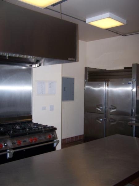 Commercial Kitchen view3